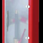 cassetta rossa